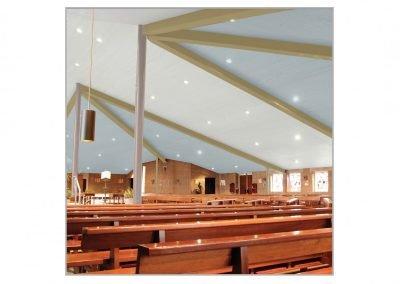 Kleuradvies kerk